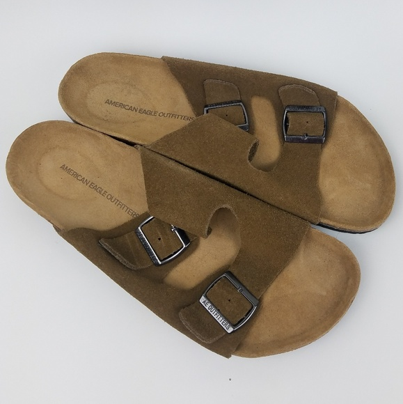 1f34487c048f Mens American Eagle Outfitters Birkenstock Sandals